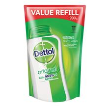 DETTOL Shower Gel Refill Original 900ml)