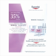 EUCERIN White Therapy Moist Set 1s)