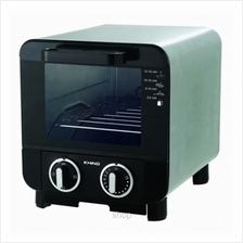 Khind 8L Electric Oven Stainless Steel - OT08SS