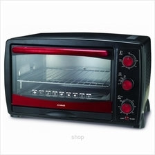 Khind 22L Electric Oven Black - OT2201