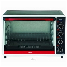 Khind 52L Electric Oven Black - OT5205