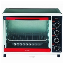 Khind 30L Electric Oven Black - OT3005