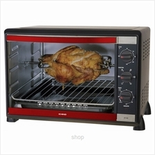 Khind 52L Electric Oven Black - OT52R