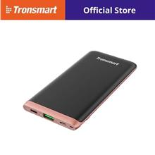 Tronsmart Trim 10000mAh Power Delivery Slimmest Power bank Powerbank)