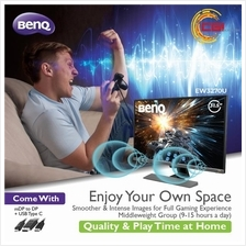 BenQ 31.5' EW3270U 4K HDR Video Enjoyment Monitor