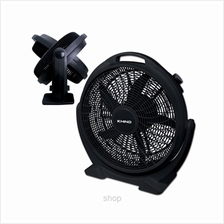 Khind 20 iNch Box Fan Black - BF20