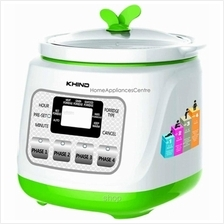 Khind 1.2L Baby Porridge Cooker White - BP12