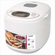 Khind 560W Bread Maker White - BM500)