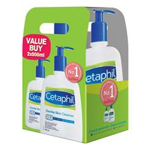 CETAPHIL Gentle Skin Cleanser Twinpack 2 x 500ml