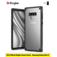 [Ori] Official Ringke Fusion for Samsung Galaxy Note 9 (Smoke Black)