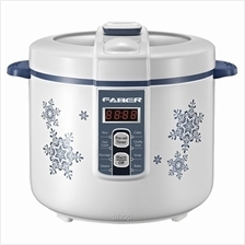 Faber Deluxe Rice Cooker 1.8L - RUBY-18-D)