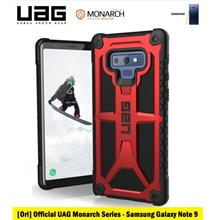 [Ori] Official UAG Monarch Series for Samsung Galaxy Note 9 (Crimson)