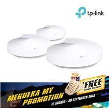 TP-Link Deco M5 (3pck) AC1300 MU-MIMO Dual-Band Whole Home WiFi System)