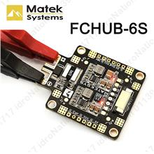 Matek FCHUB-6S Hub Power Distribution Board 5V & 10V BEC 184A Current