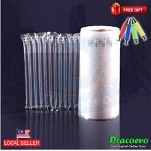 50 Meter Inflatable Air Packaging Column Protective Bubble Wrap Bag Pa