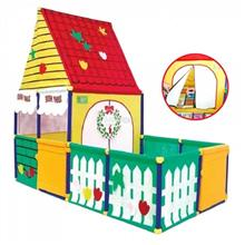 SUNNY HOUSE 6009 XL SIZE CHILDREN'S PLAYHOUSE PLAY TENT PLAY YARD