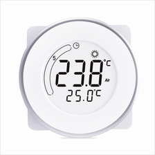 BYC18.GH3 LCD Display Thermostat Temperature Controller (WHITE)