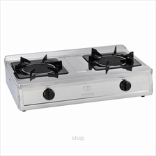 Butterfly Infrared Double Gas Cooker - B-883)