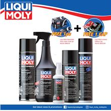Liqui Moly Motorbike Cleaner Series, 1571/1602/1603/1509/1591)