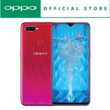 OPPO F9 - 5-minute charge, 2-hour talk)