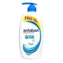 ANTABAX Antibacterial Shower Cream Gentle Care