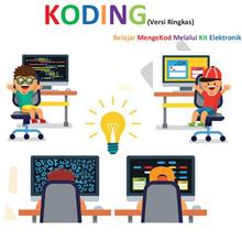 Training Koding (meneroka Dunia Internet Of Things)