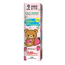 DARLIE Jolly Junior 610 Age Strawberry Toothpaste 60g)
