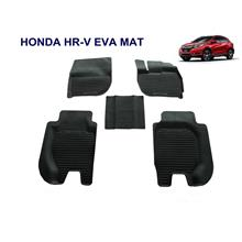 Honda HR-V HRV Car Floor Rubber EVA Mat (Complete Set)