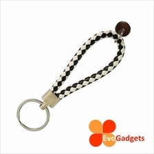 Creative Woven Rope Keychain - Simple and Stylish