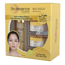 BIO-ESSENCE BioGold 24K Gold Minature Pack 1s