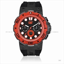 Caterpillar CAT Watches D5.163.21.128 Reef Multifunction Silicone Blac