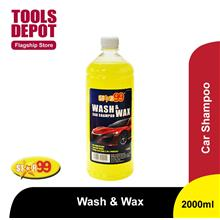 Star99 Wash  & Wax Car Shampoo (1000ml)