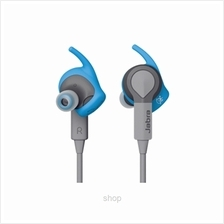 Jabra Sport Coach SE Wireless Earbuds Blue)