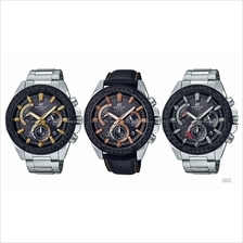 CASIO EQS-910D EQS-910L EDIFICE chrono retrograde solar carbon bezel