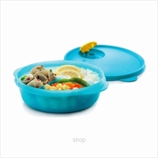 Tupperware CrystalWave Divided Dish 900ml 1pc - 11126471)
