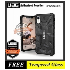 Official UAG Urban Armor Gear Pathfinder Camo iPhone XR case cover