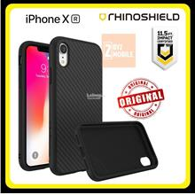Rhinoshield Solidsuit carbon fiber finish iPhone XR case cover