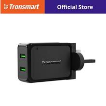 Tronsmart W2TF Quick Charge 3.0 36W Dual USB Port Wall Charger )