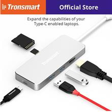 Tronsmart CTHA1 Type-C 3.1 Hub with Type-C Charging Port)