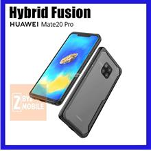 Ultra Hybrid Fusion Transparent Back Huawei Mate 20 Pro case cover