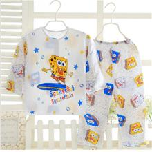 Super Soft Ice Cool Kids Pyjamas/Sleepwear (Spongebob)