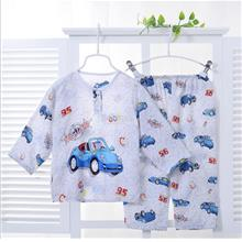 Super Soft Ice Cool Kids Pyjamas/Sleepwear (Car)