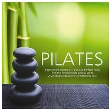 Pilates - Best selected excerpts of Yoga, Spa & Pilates music (2CD) (..