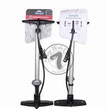 GIYO GF-55P High Pressure Steel Floor Pump