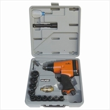 Mr Mark 16Pcs Lite Series 1/2 inch Air Impact Wrench Kit - MK-LITE-05024K