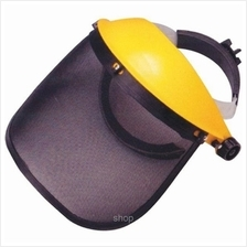 Mr Mark Wedd Wine Mesh Face Shield - MK-SSH-3603