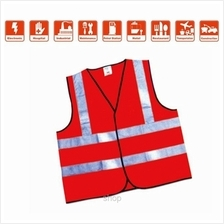 Mr Mark Safety Polotex Vest - MK-SSC-20027