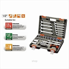 Mr Mark 1/2 Inch 31Pcs Socket Wrenches Set - MK-TOL-4631