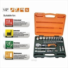 Mr Mark 1/2 Inch 27Pcs Socket Wrenches Set - MK-SET-4627