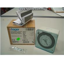 Hager EH711 24hrs Timer Swich controller